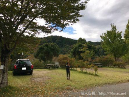 プジョー308sw, キャンプ, 稲ヶ崎キャンプ場