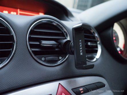 車載スマホホルダー, Vintar, エアコン吹き出し口