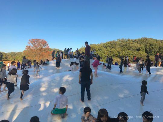 国営武蔵丘陵森林公園, ぽんぽこマウンテン