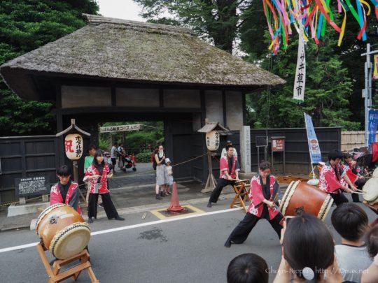 世田谷ホタル祭り