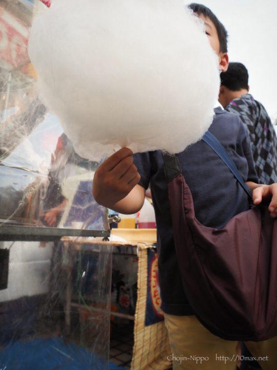 綿あめ 祭