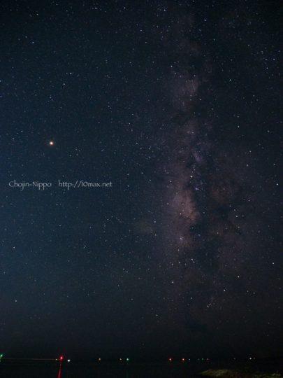 石垣島 星空 天の川