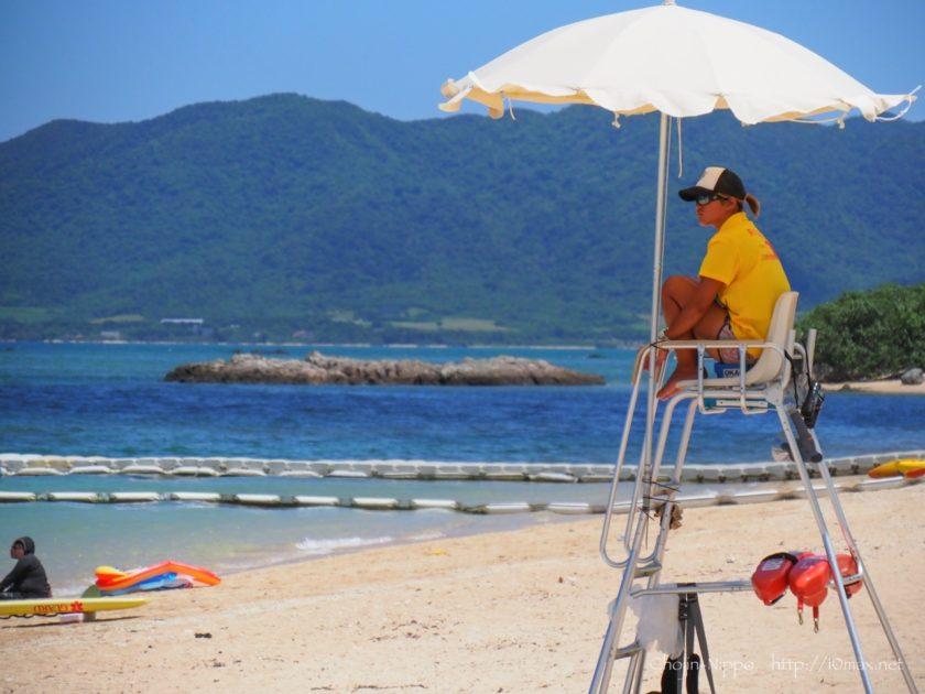 フサキビーチ 石垣島