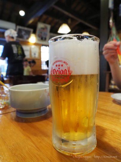 石垣島 オリオンビール 南の島 沖縄料理