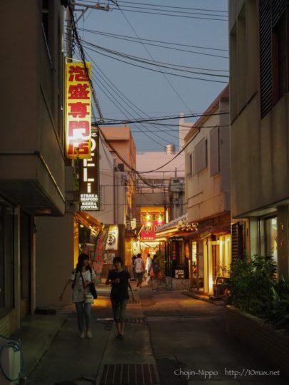 石垣島 繁華街