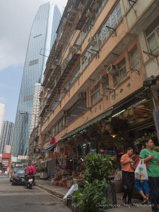香港 路地 スナップ