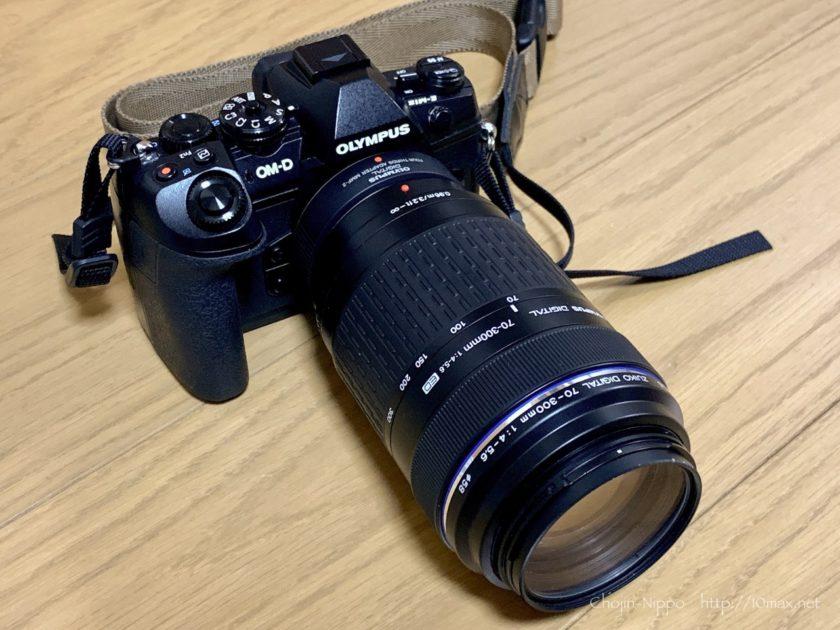 ZUIKO DIGITAL ED 70-300mm F4.0-5.6, OLYMPUS OM-D E-M1 Mark Ⅱ