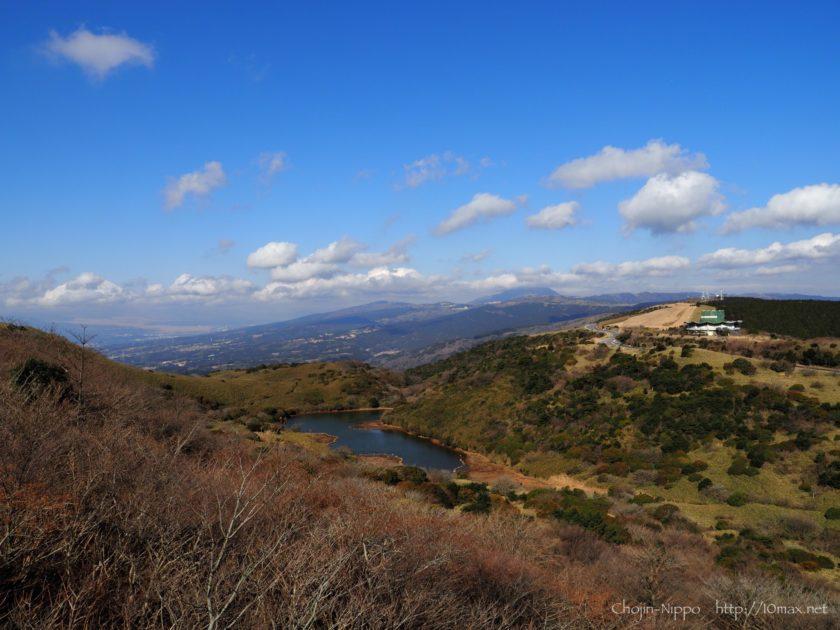 伊豆スカイライン 富士山 玄岳IC 氷ヶ池
