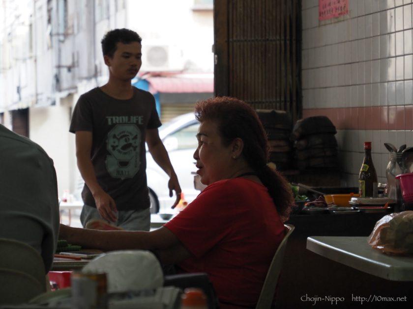 クアラルンプール バクテー 肉骨茶 Ang Hock Bak Kut Teh