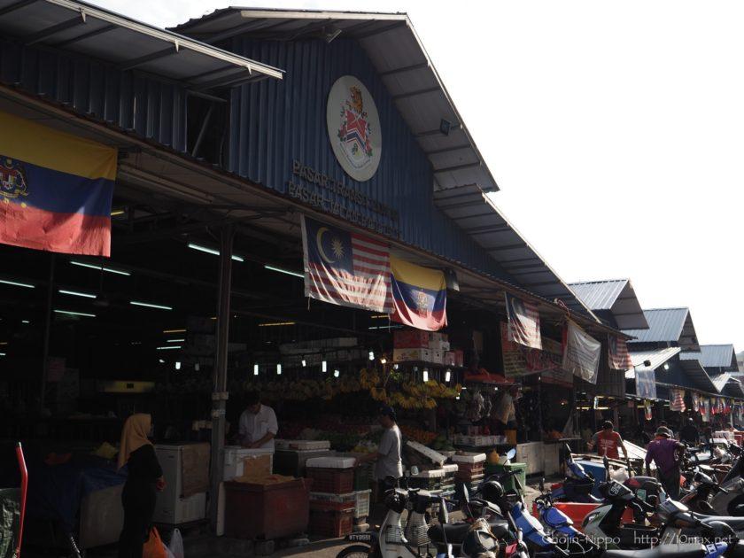 クアラルンプール チョウキット市場 Chow Kit Market