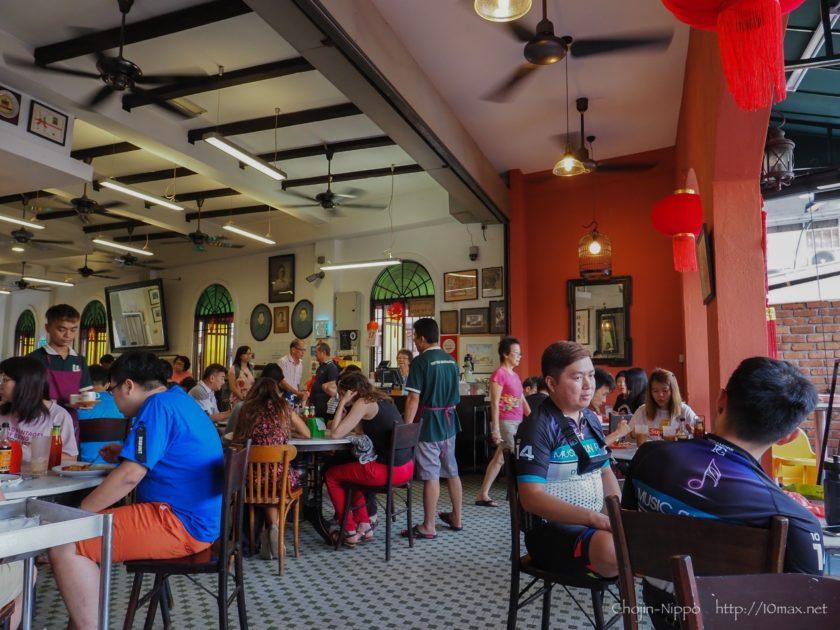 Yut Kee Restaurant クアラルンプール