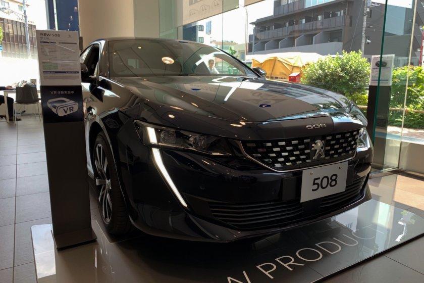 新型プジョー508試乗と508SW日本発表時期、そしてリフター日本導入について