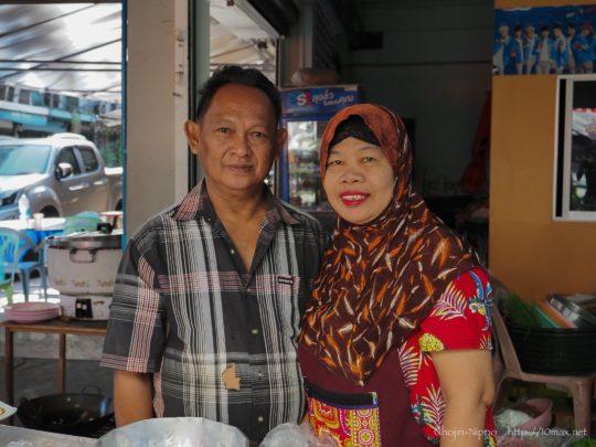 タイ バンコク ホアランポーン駅 ローカル 食堂