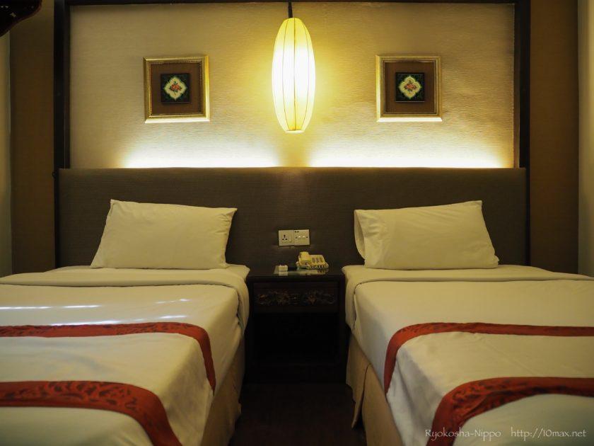 ホテル プリ マラッカ プラナカン ババニョニャ Hotel Puri Melaka