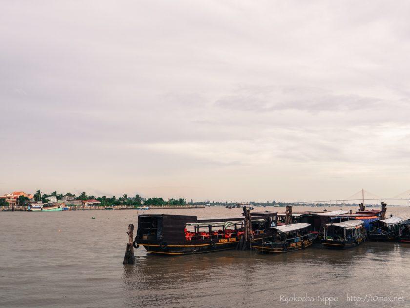 ベトナム ミトー メコン川
