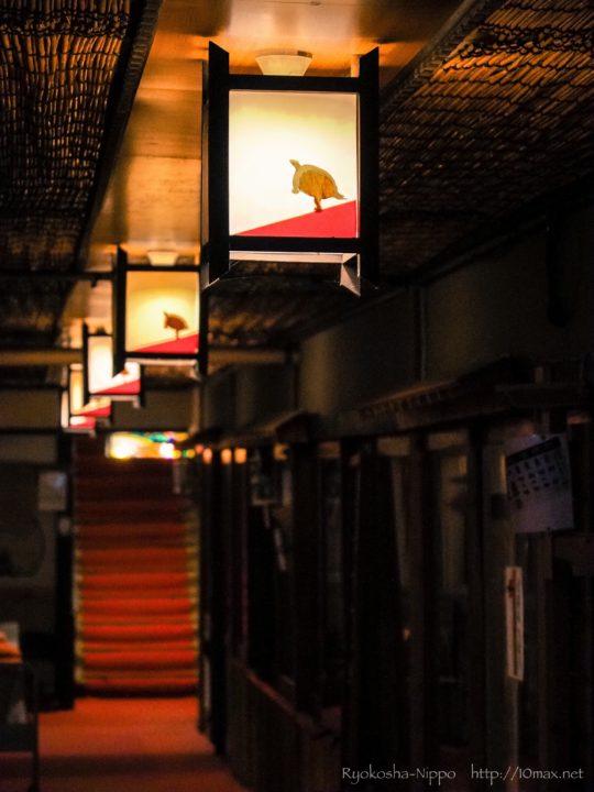 渋温泉 九湯めぐり 志賀高原 かめや旅館 金具屋 千と千尋の神隠し