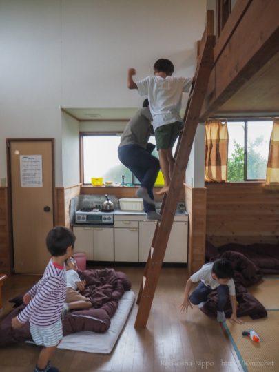 波崎シーサイドキャンプ場 コテージ