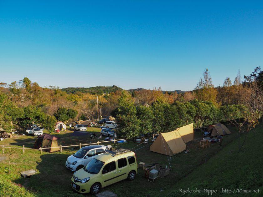 かずさオートキャンプ場 コテージ 秋冬キャンプ