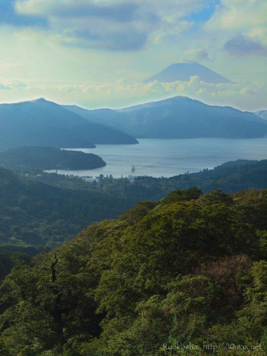 富士山 乙女峠 芦ノ湖 大観山 絶景 夜景 ドライブ 撮影スポット
