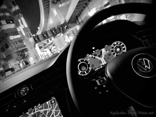 Volkswagen Passat Alltrack フォルクスワーゲン パサートオールトラック 首都高