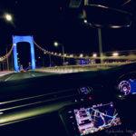 Volkswagen Passat Alltrack フォルクスワーゲン パサートオールトラック 首都高 レインボーブリッジ