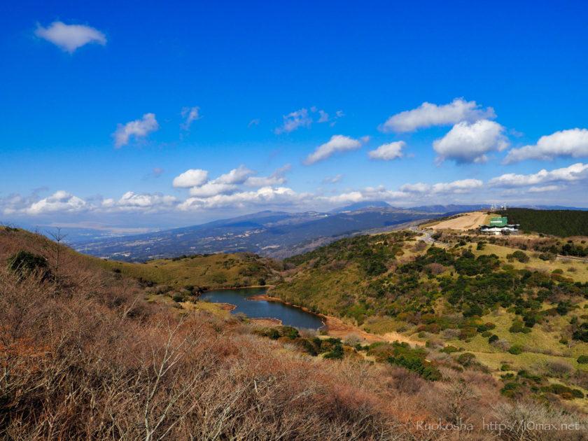 伊豆スカイライン 駿河湾 富士山 撮影ポイント 愛車 プジョー 308SW 玄岳IC 氷ヶ池