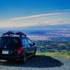 伊豆スカイライン 駿河湾 富士山 撮影ポイント 愛車 プジョー 308SW