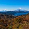 富士山 乙女峠 芦ノ湖 大観山 絶景 夜景 ドライブ