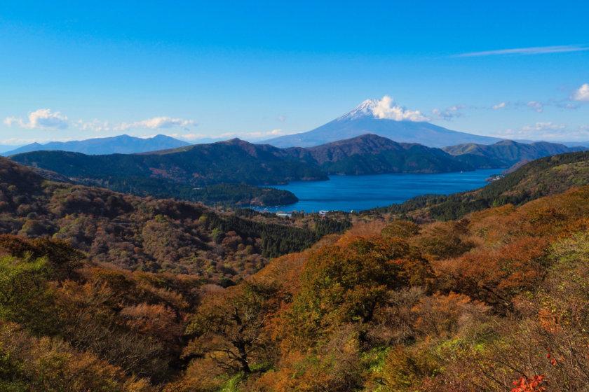 愛車撮影にも!伊豆・箱根の穴場撮影スポットまとめ② | 箱根・芦ノ湖辺りから富士山を眺める