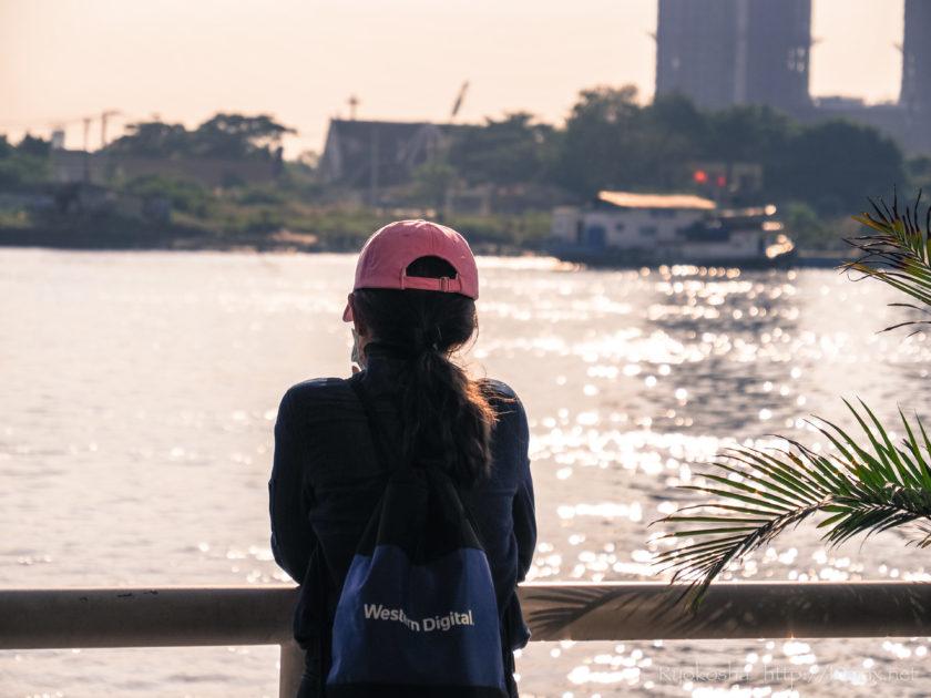 ベトナム ホーチミン ブンタウ 日帰り旅行 ビーチ サイゴン川 GREENLINES 高速フェリー