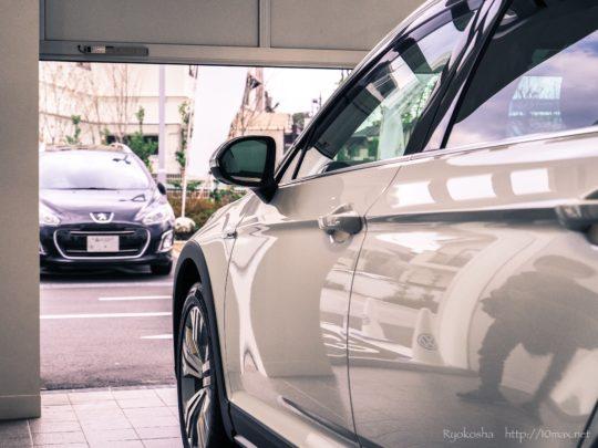 VW フォルクスワーゲン パサートオールトラック PassatAlltrack 納車