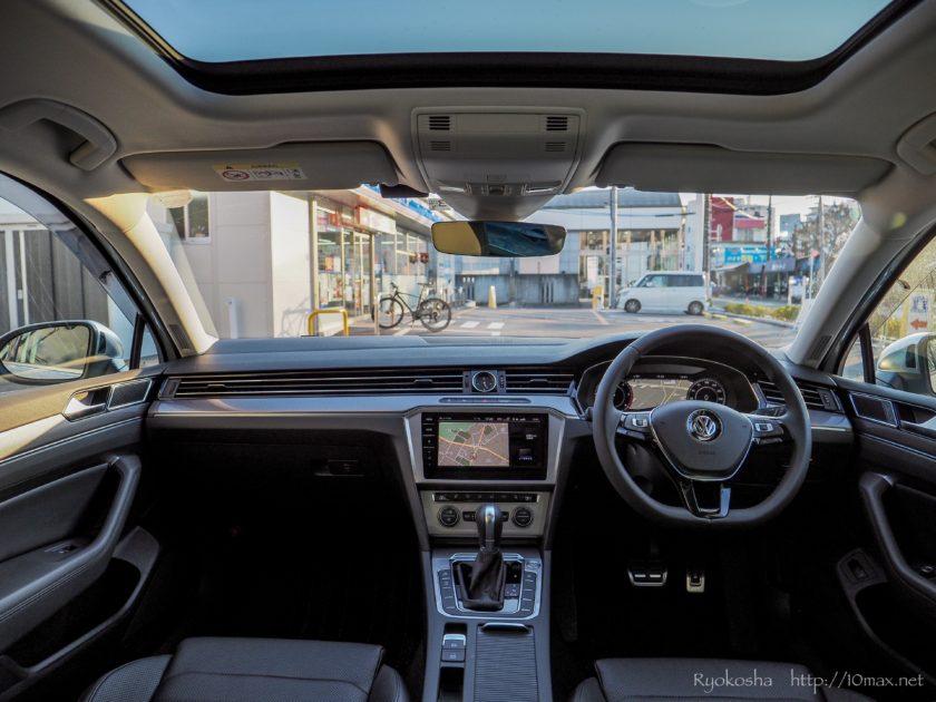 VW フォルクスワーゲン パサートオールトラック PassatAlltrack 運転席 インパネ