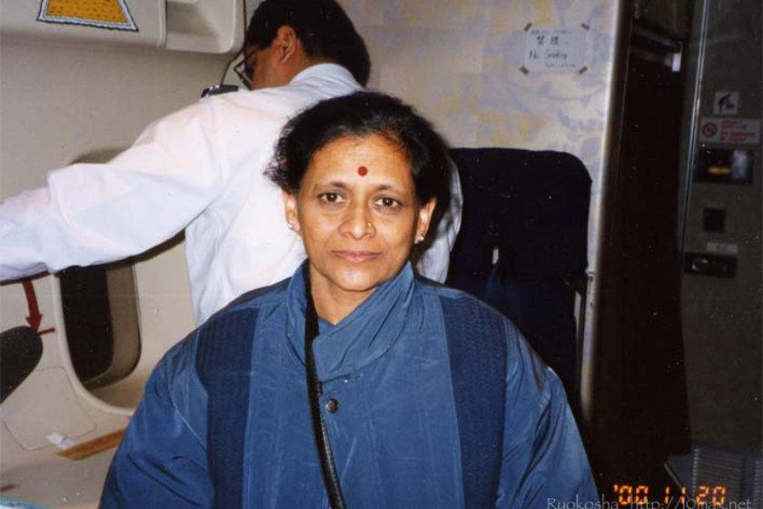 インド二千年の旅   Day 01 デリー   最初で最後の「スークリヤ」