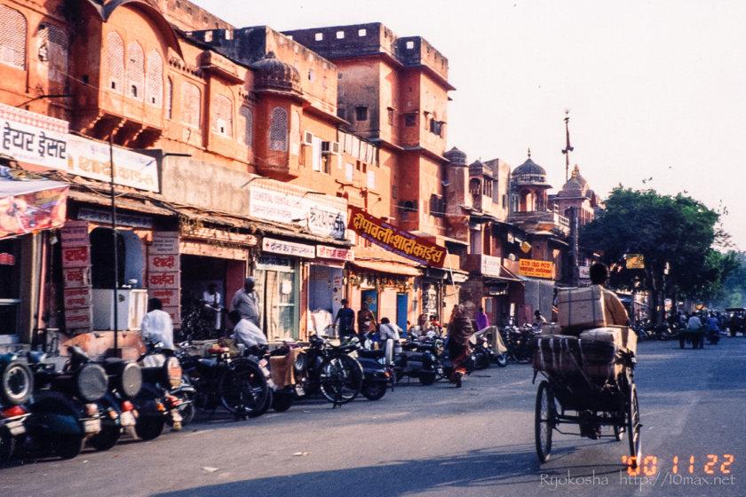 インド二千年の旅 | Day 02-2 ジャイプル | Pink City