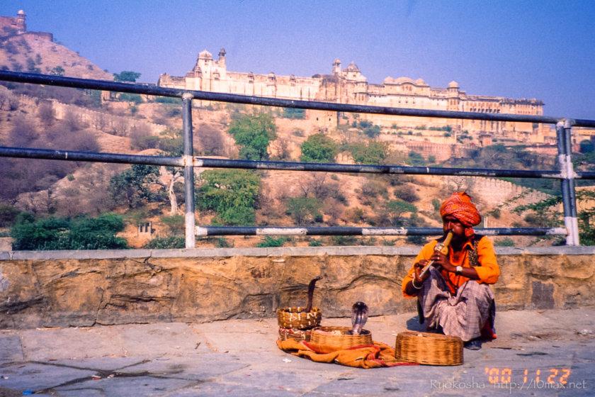 インド二千年の旅 | Day 03-1 | アンベール城 / ジャイプル