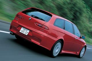 Alfa156スポーツワゴン