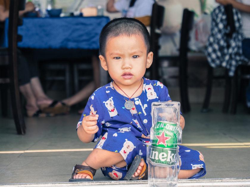 Hai San Lang Chai Pho Nuong 海鮮 レストラン