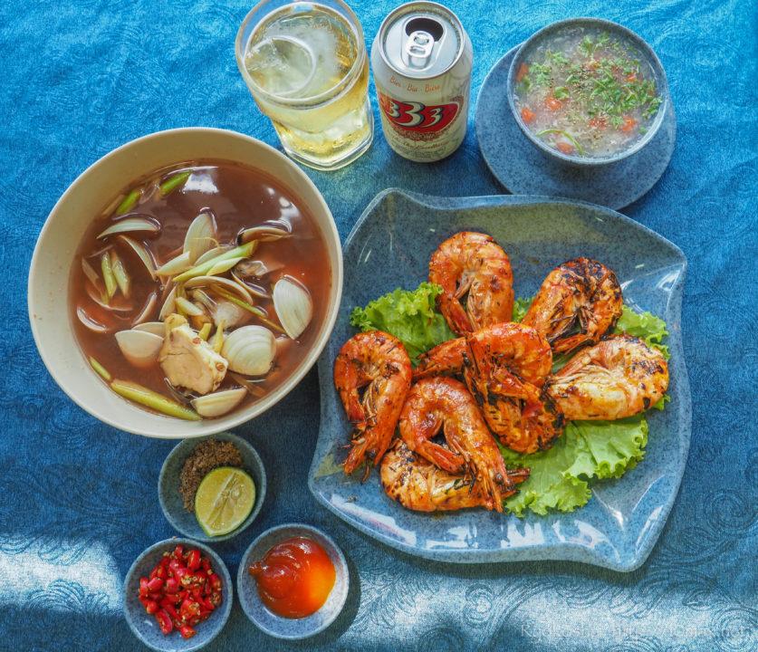 Hai San Lang Chai Pho Nuong 海鮮 シーフードレストラン
