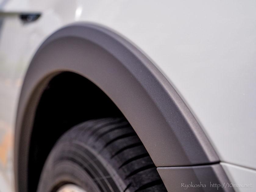 パサート ヴァリアント オールトラック 外装 エクステリア 外見 タイヤ ホイール フェンダー