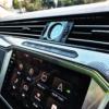 パサートオールトラック Discover Pro 液晶保護ガラスフィルム 指紋