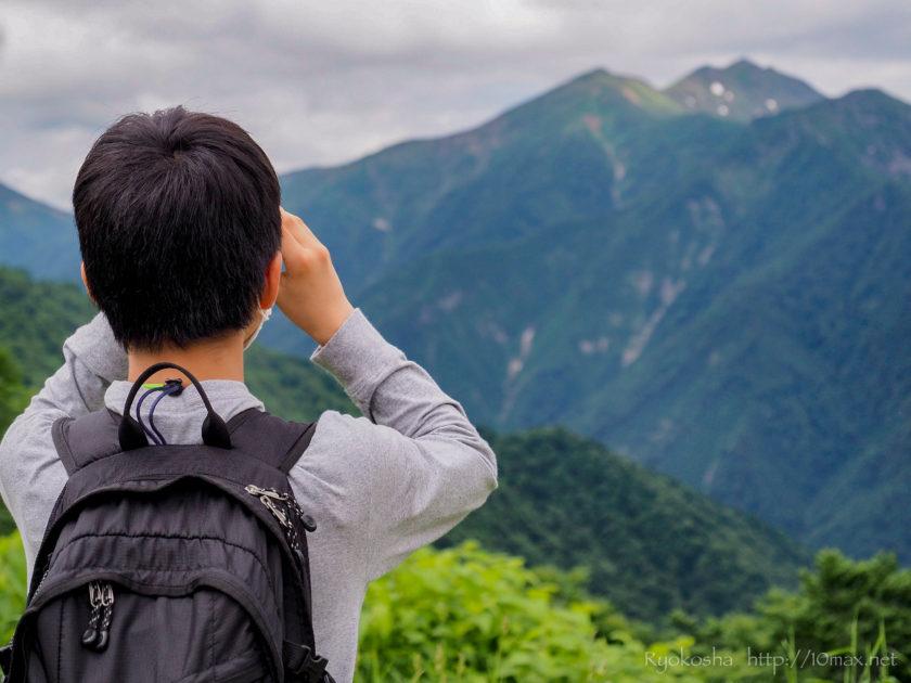 谷川岳 天神平 ロープウェー