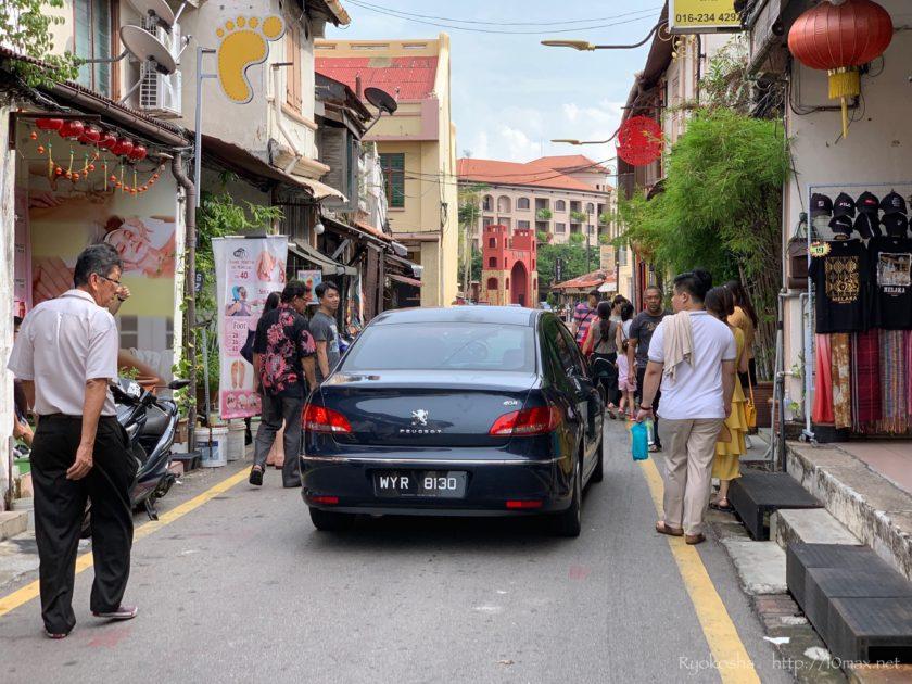 プジョー 408 マレーシア