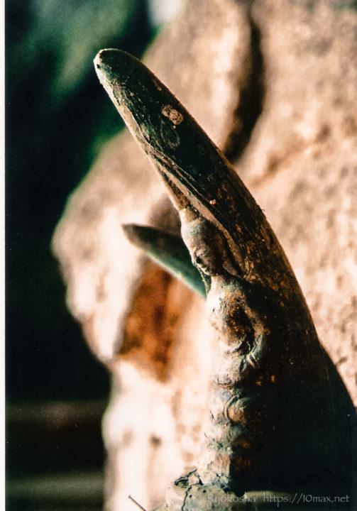 パークウー洞窟 ラオス
