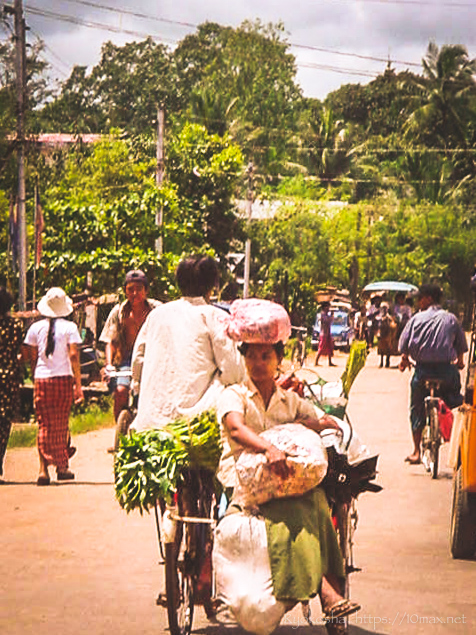 ミャンマー バゴー