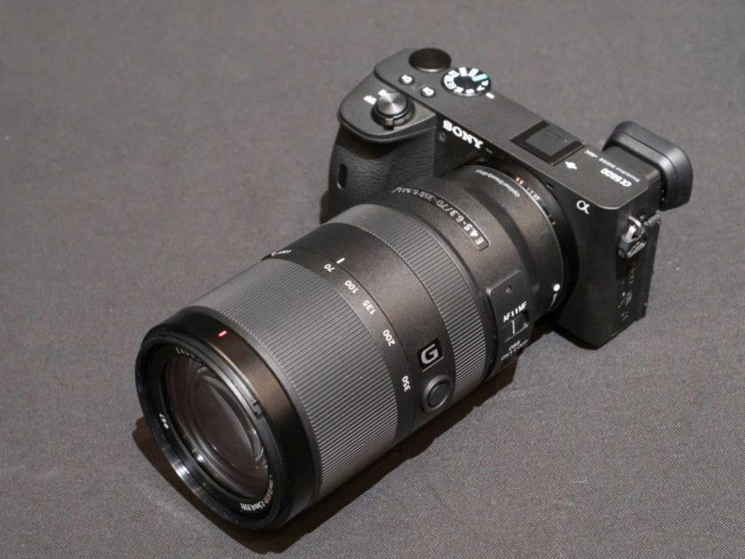 α6600 E 16-55mm F2.8 G SEL1655G
