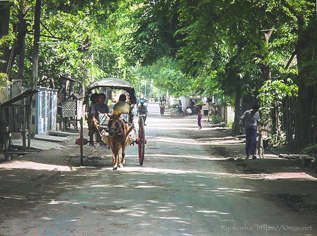 アマラプラ ミャンマー