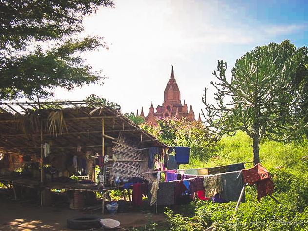 オールドバガン アーナンダ寺院