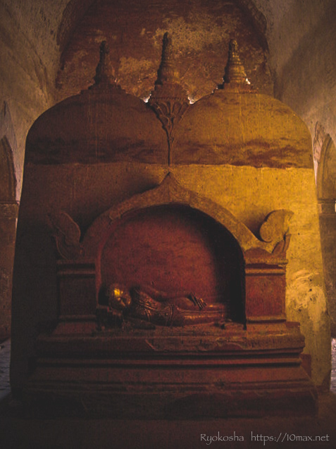 ダマヤンジー寺院 オールドバガン