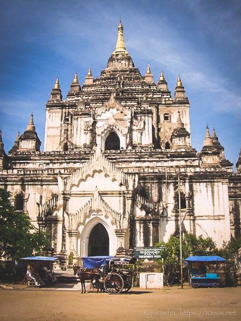 オールドバガン タビィニュ寺院