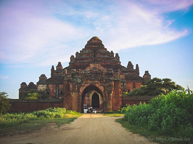 ダマヤンジー寺院 バガン
